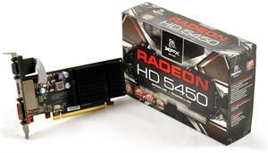 XFX HD-5450-1GB-DDR3